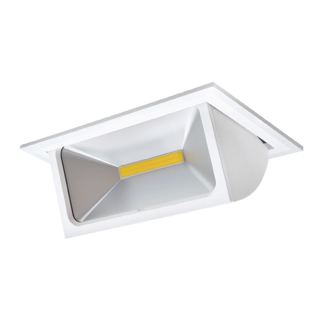 Jetto Display Lighting Rectangular Saturn Led